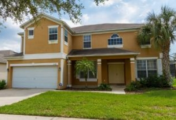 8 Bed Orlando Florida Villas